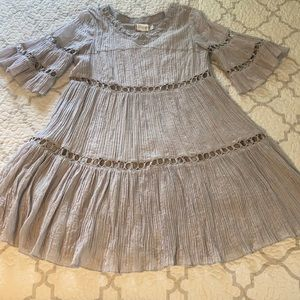 Anthropologie Eri + Ali Fit and Flare Dress